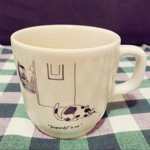 The New Yorker Coffee Mug   Set of 2